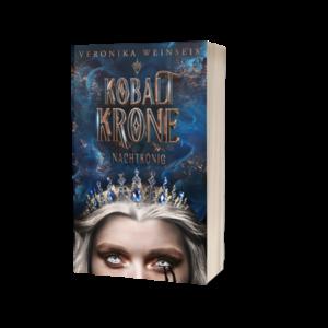 Kobaltkrone Fantasy Buch