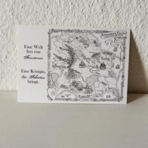 Postkarte Front